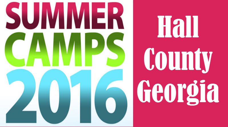 hall-county-ga-summer-camps-for-kids-2016