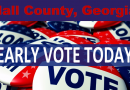 VOTE, Hall County!  May 24 Primary Statewide and Local Races (early voting info)