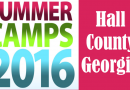 Hall County GA Summer Camps for Kids 2016
