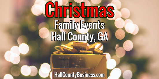 hall county georgia christmas 2016 family events and activities calendar